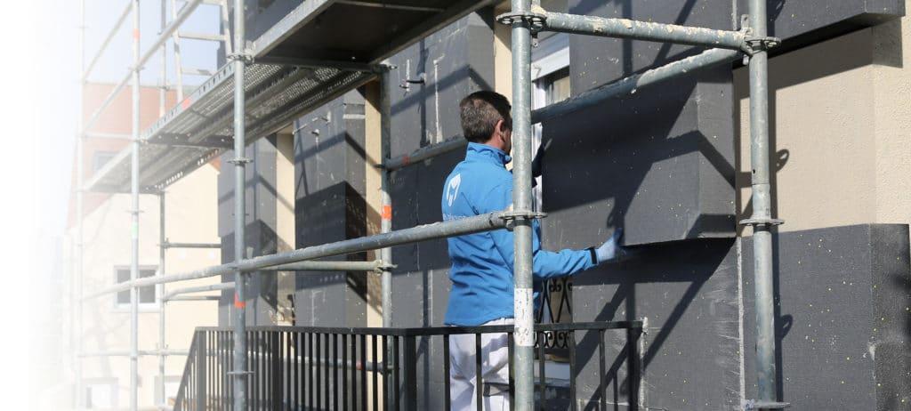 isolation des murs par l exterieur ite mieux renover