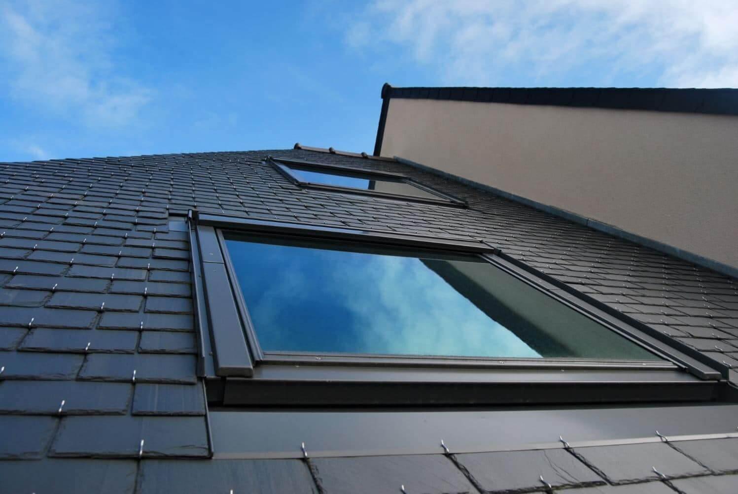 installation de fenetre de toit
