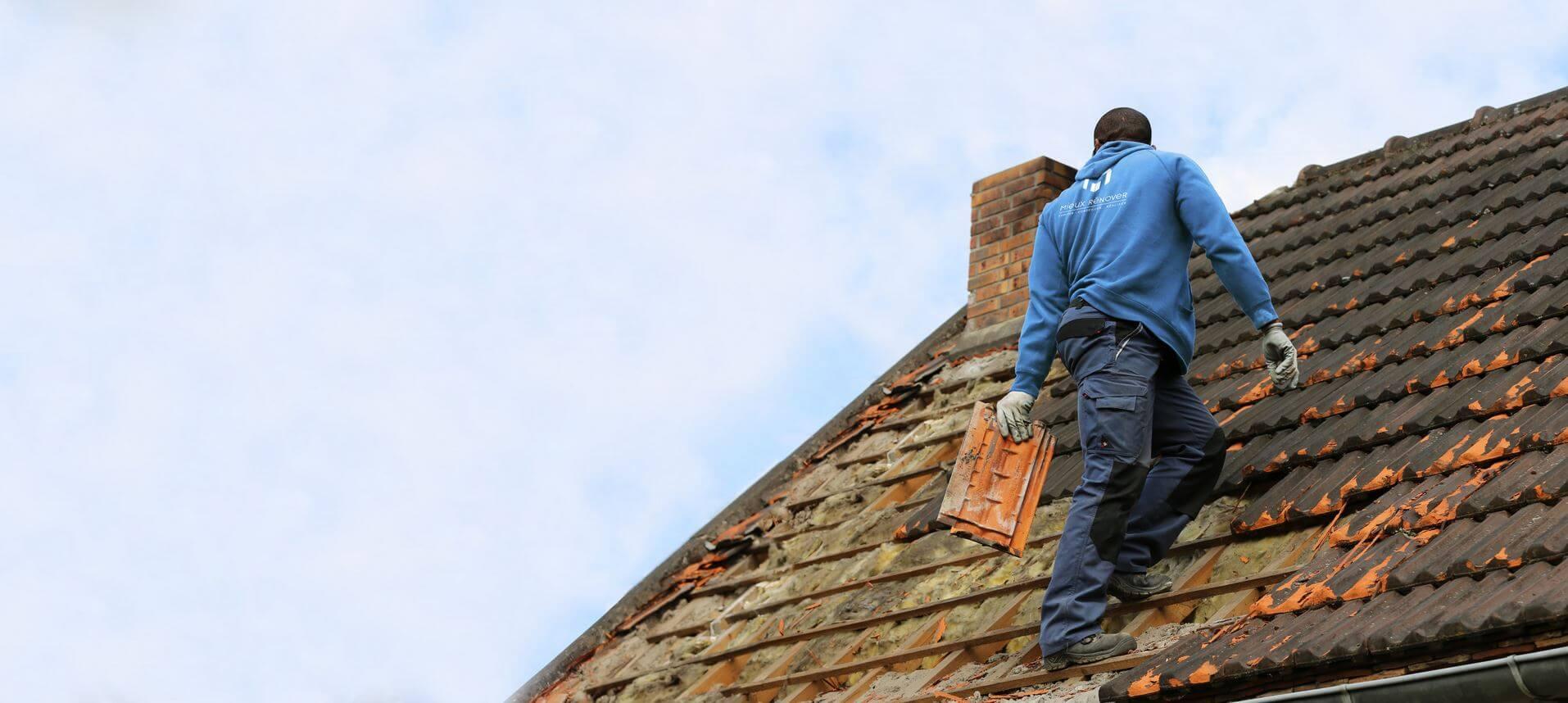 renovation de toiture et changement de couverture