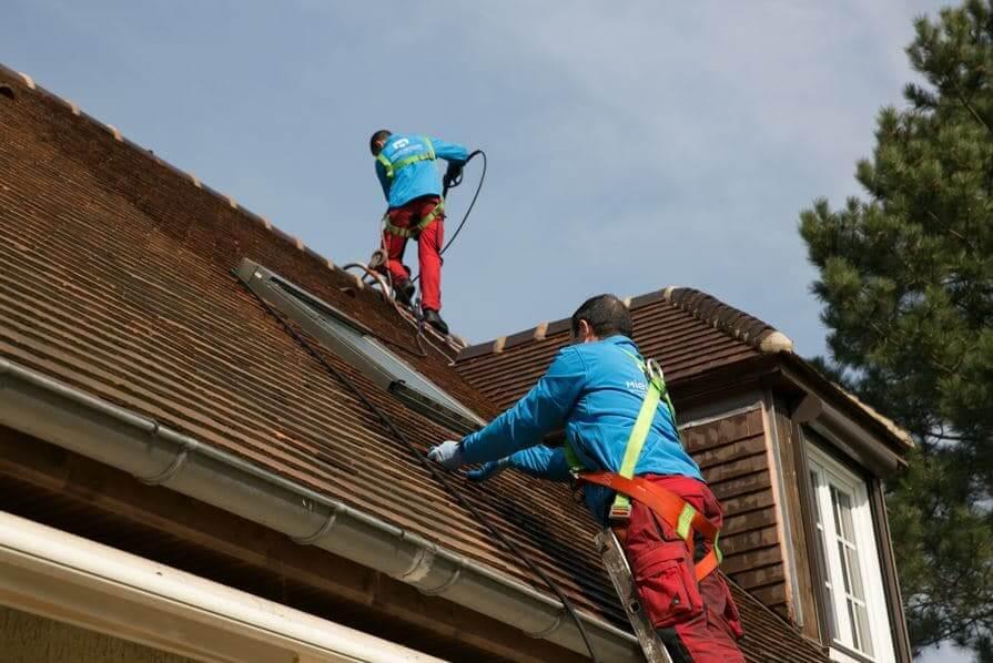 Devis traitement hydrofuge toiture entreprise rge for Hydrofuge toiture