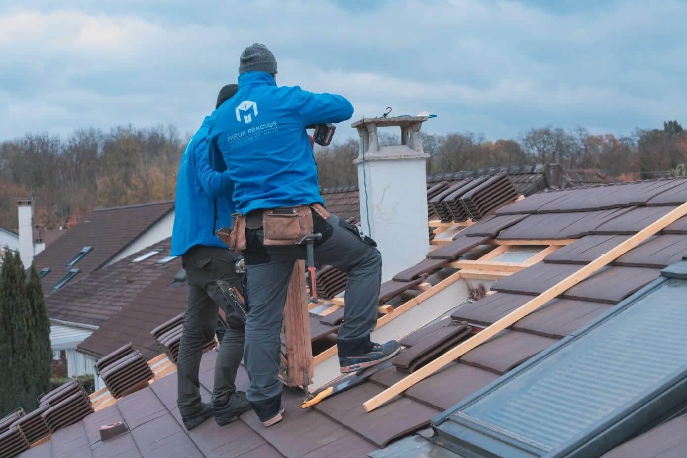 isolation de toiture en sarking et changement de couverture