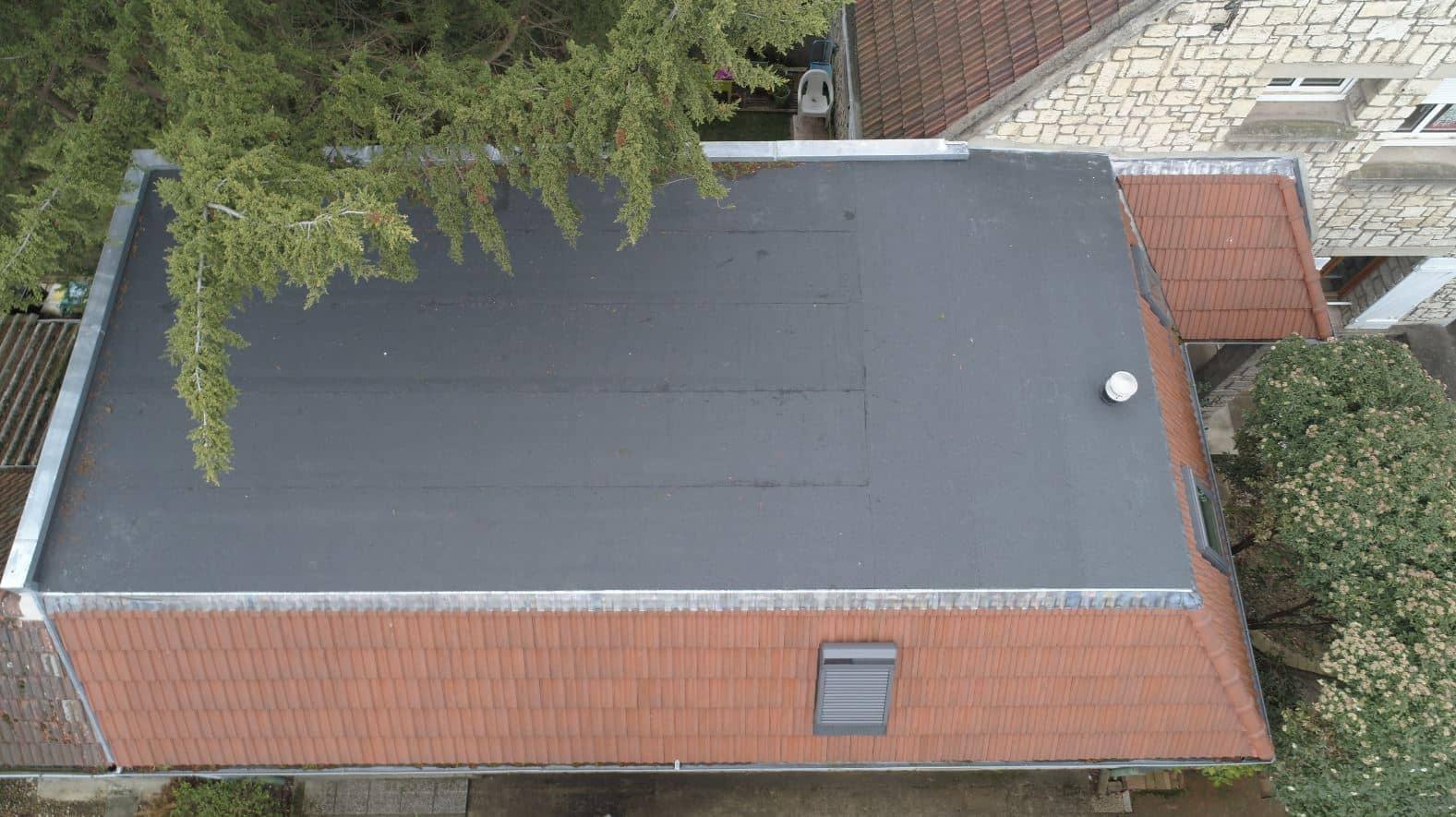 isolation de toiture terrasse et toit plat